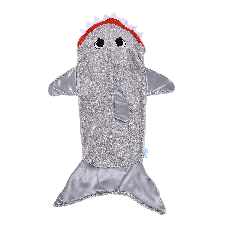 amazon com allstar innovations snuggie tails shark blanket