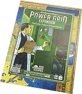 Río Grande - Power Grid Juego de Mesa, India y Australia, por Red Eléctrica: aa.vv.: Amazon.es: Juguetes y juegos