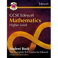 Grade 9-1 GCSE Maths Edexcel Student Book - Higher (with Online Edition)