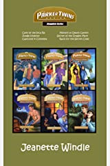Parker Twins Mystery Adventure Book Bundle Kindle Edition
