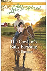 The Cowboy's Baby Blessing (Cowboy Country) Kindle Edition
