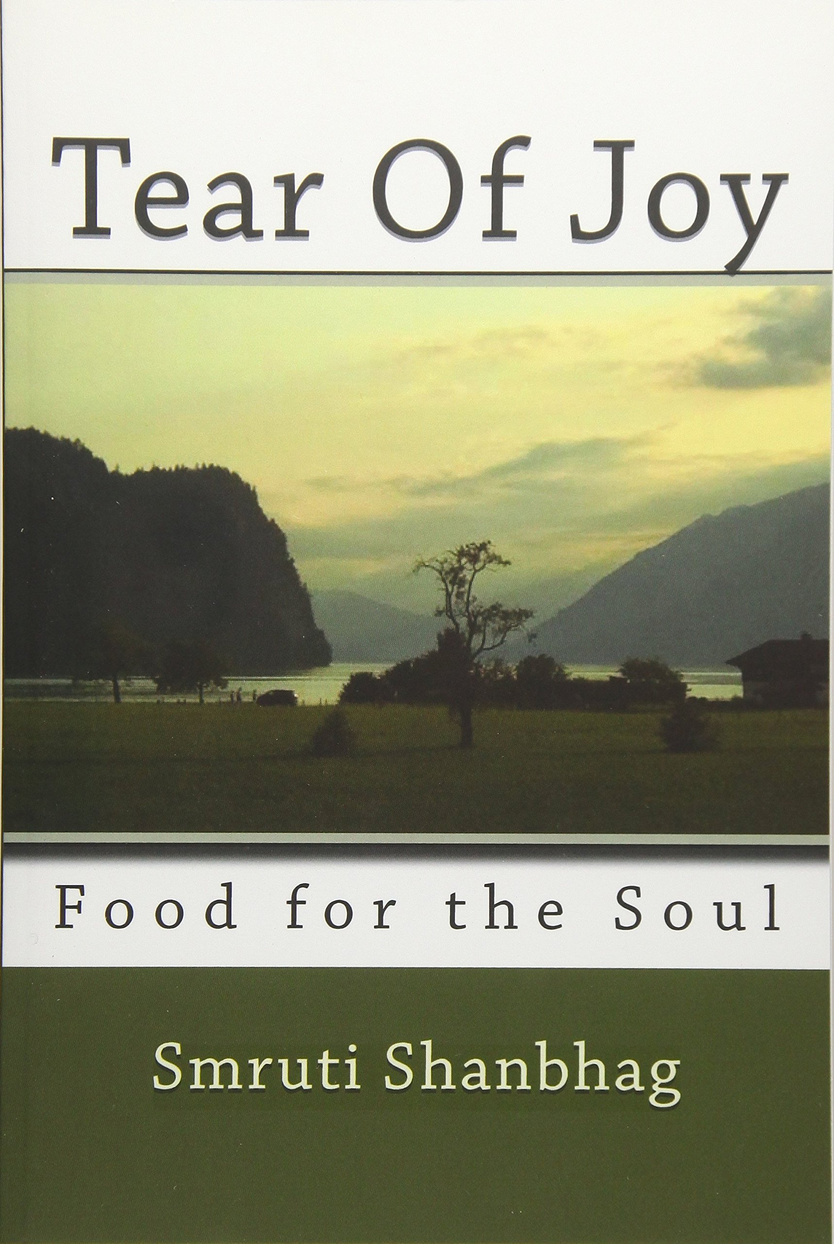 Tear Of Joy: Food for the soul pdf
