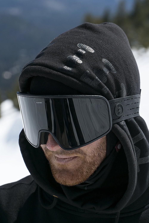 1d67d40f43b Amazon.com  Electric Visual Electrolite Matte Black Brose Red Chrome Snow  Goggle  Sports   Outdoors