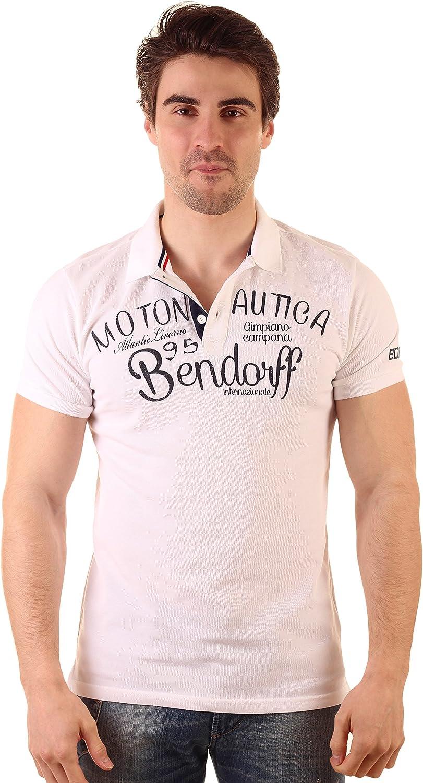 Bendorff Polo Blanco M: Amazon.es: Ropa y accesorios