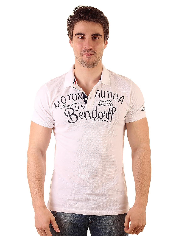 Bendorff Polo Blanco XL: Amazon.es: Ropa y accesorios