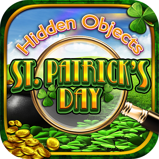 Hidden Objects - St. Patrick's Irish Day &
