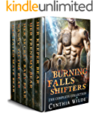 Burning Falls Shifters: The Complete Collection