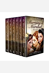 Marrying a Marshal Box Set: Mail Order Bride Kindle Edition
