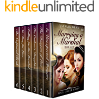 Marrying a Marshal Box Set: Mail Order Bride
