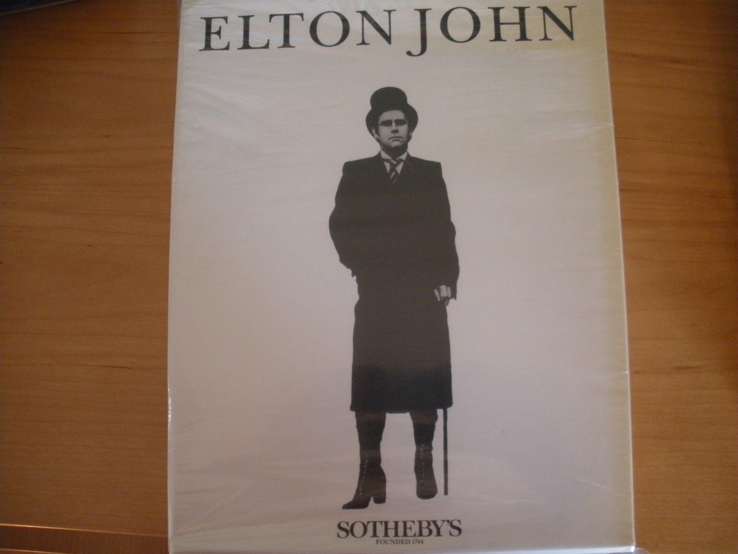Elton John Collection Auction Catalogue 4 Volumes: Sotheby's: Amazon:  Books