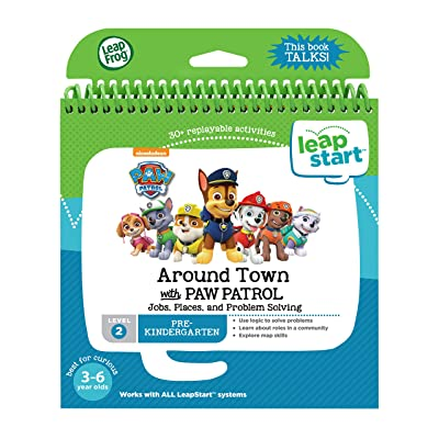 Leapstart Around Town With Paw Patrol (Level 2): Toys & Games