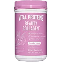 Vital Proteins Beauty Collagen (Lavender Lemon, Canister)