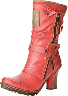 1b251880de02e Mustang Women's Stiefelette Ankle Boots: Amazon.co.uk: Shoes & Bags