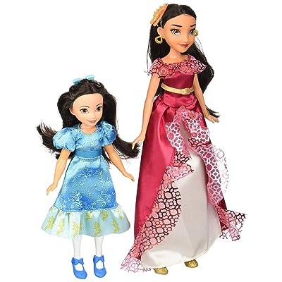 Disney Princess Elena of Avalor & Princess Isabel Doll: Toys & Games