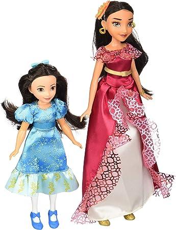 Amazon.com: Muñecas Elena de Avalor y Princesa Isabel ...