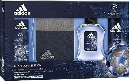 Adidas, Set de fragancias para hombres - 1 Pack: Amazon.es: Belleza