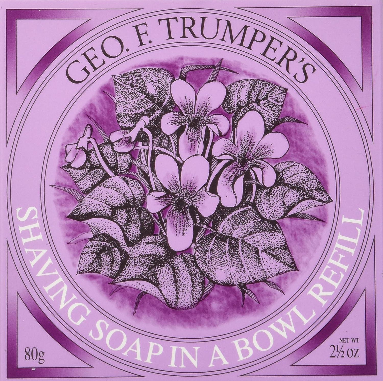 Geo F Trumper Violet Shaving Soap Refill (80 g) by Geo F Trumper Geo F. Trumper W091089