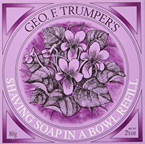 Geo F. Trumper Violet Shaving Soap Refill
