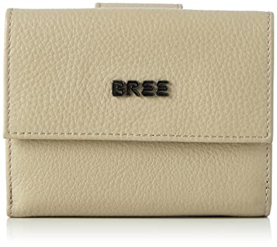 Bree 214104_SAND, Porte-monnaie femme 9x3x12 cm (B x H x T)