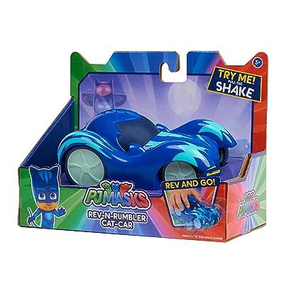 Just Play PJ Mask Rev N Rumblers Cat Car Vehicle: Toys & Games
