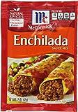 McCormick Enchilada Seasoning Mix, 1.5 oz (Case of 12)