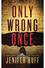 Only Wrong Once: A Suspense Thriller Kindle Edition