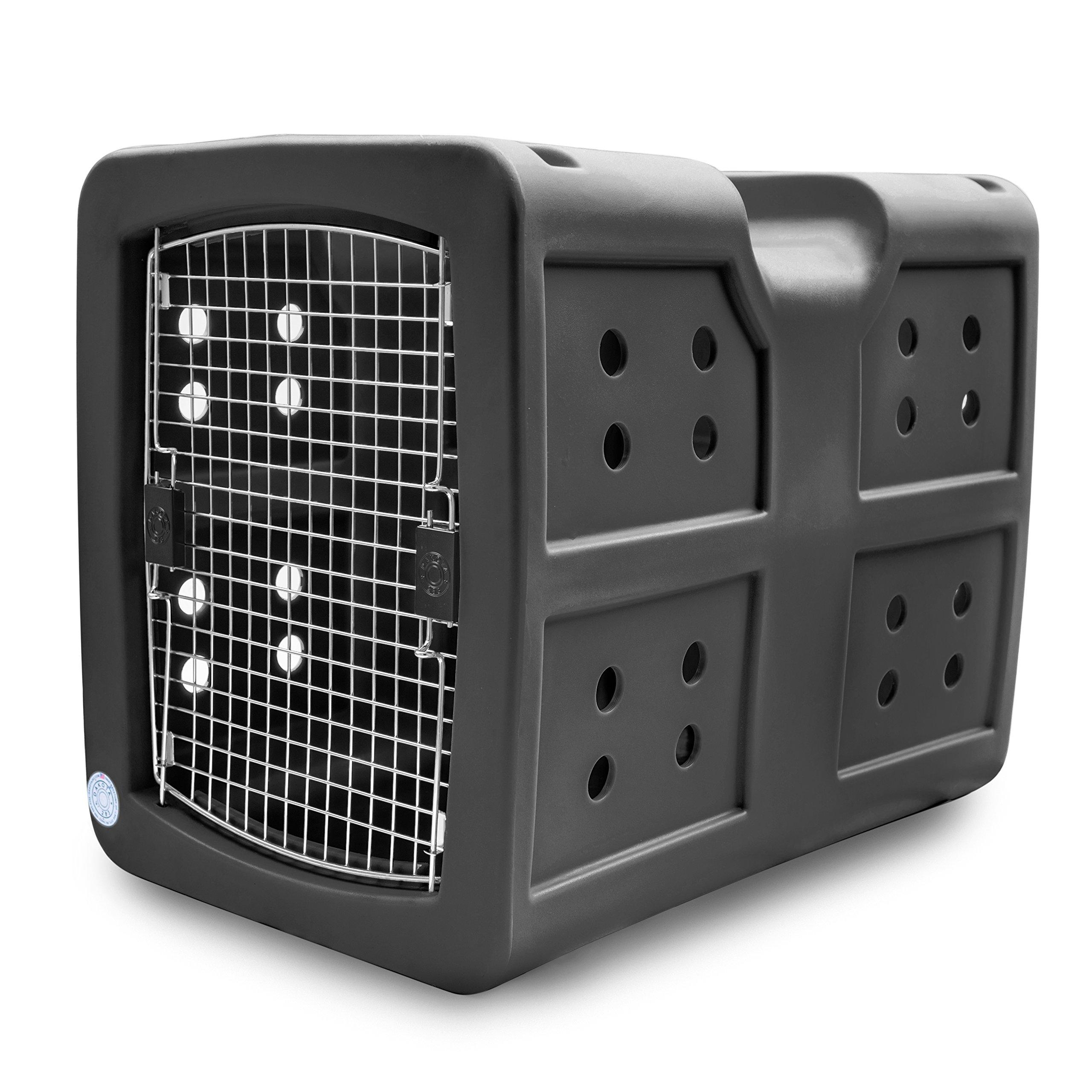Good Ideas D2-KMED-DAR Kennebec Crate, Medium, Dark Granite
