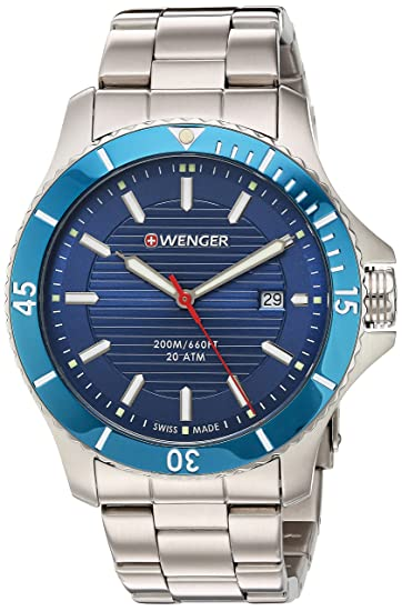Reloj - Wenger - Para - 01.0641.120