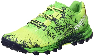 Reebok reebok all terrain thrill scarpe spartan race giallo
