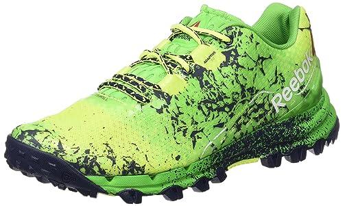scarpe reebok fluo