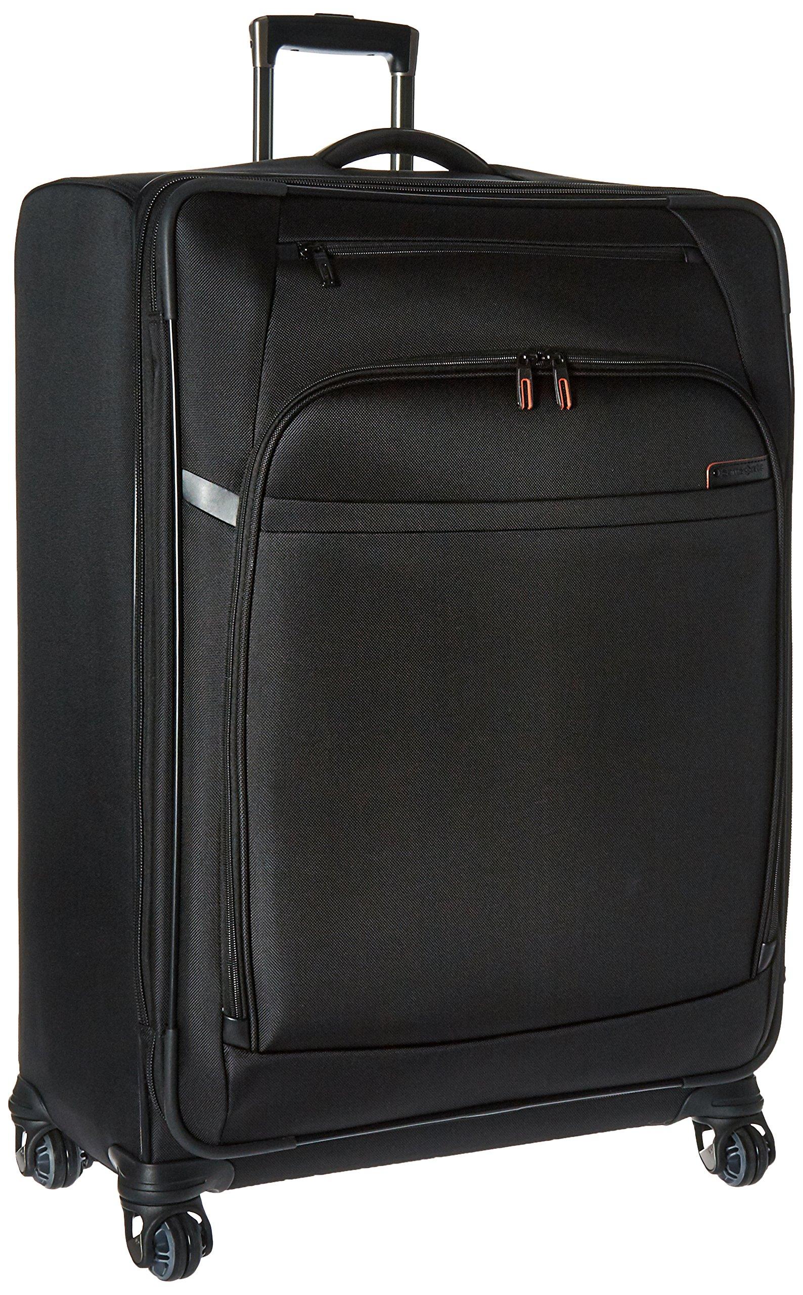 Samsonite Pro 4 DLX Expandable 29 Suitcases, Black