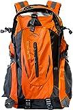 yemsy style 山登り 初心者 用 登山 リュック ザック 軽量 山 バック パック 大容量 撥水 加工