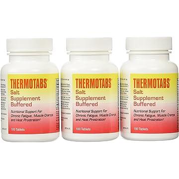 top best Thermotabs Each Buffered Salt Tab