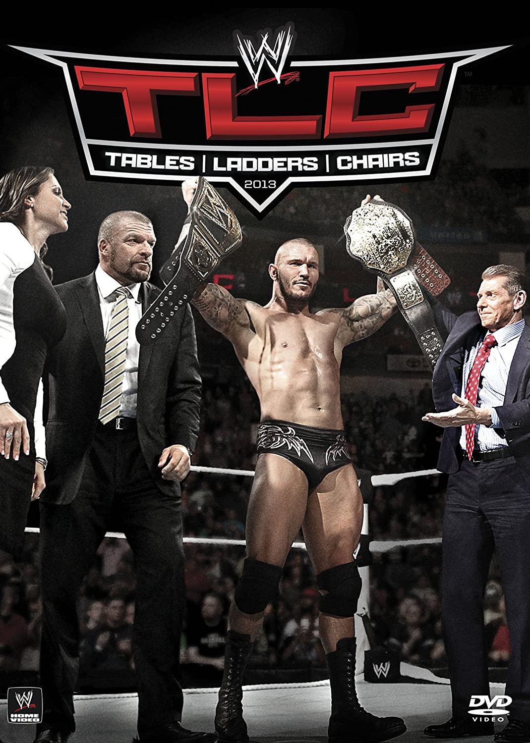 Wwe tables ladders and chairs 2013 poster - Amazon Com Wwe Tlc Tables Ladders Chairs 2013 Various World Wrestling Movies Tv