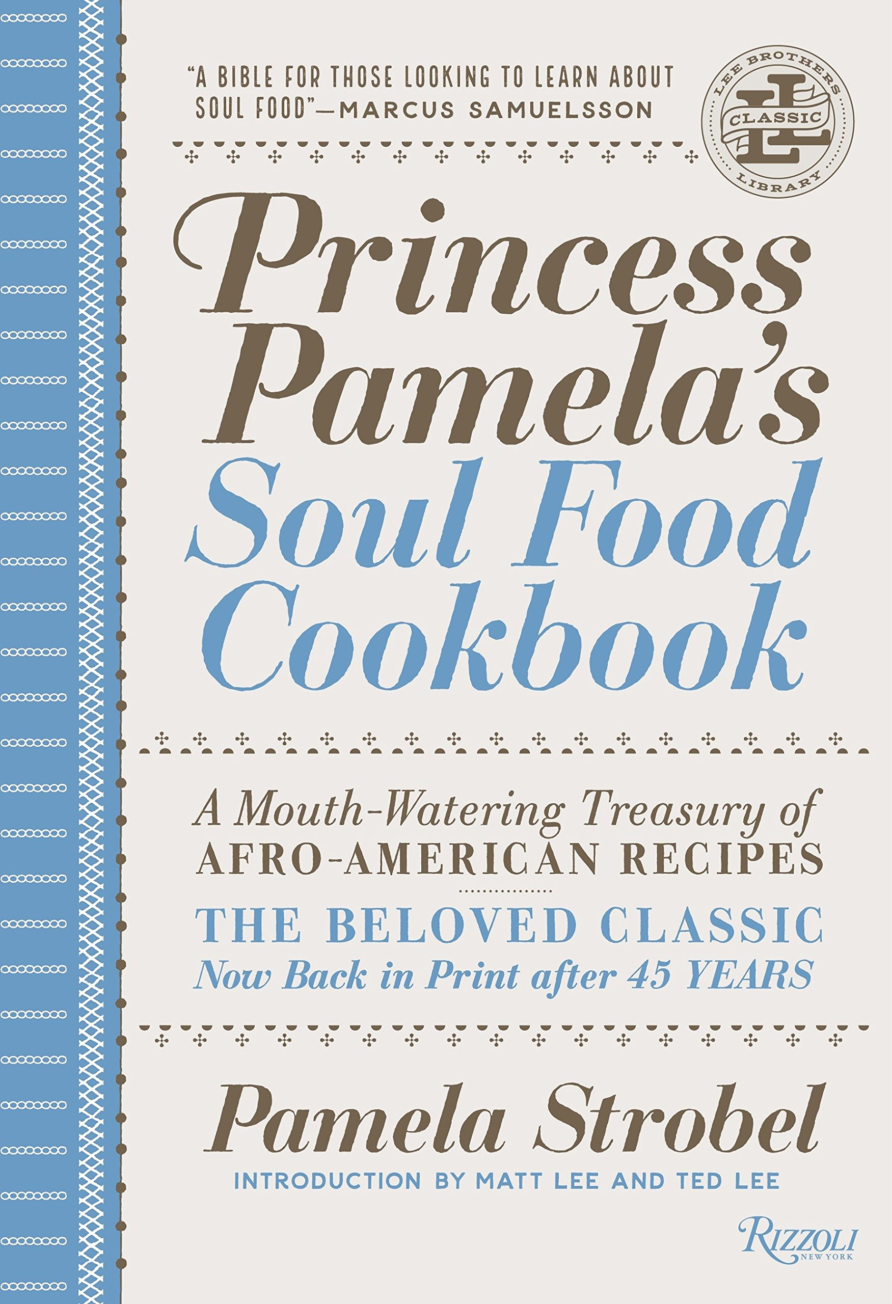 Princess Pamela's Soul Food Cookbook: A Mouth-Watering Treasury of Afro-American Recipes ebook