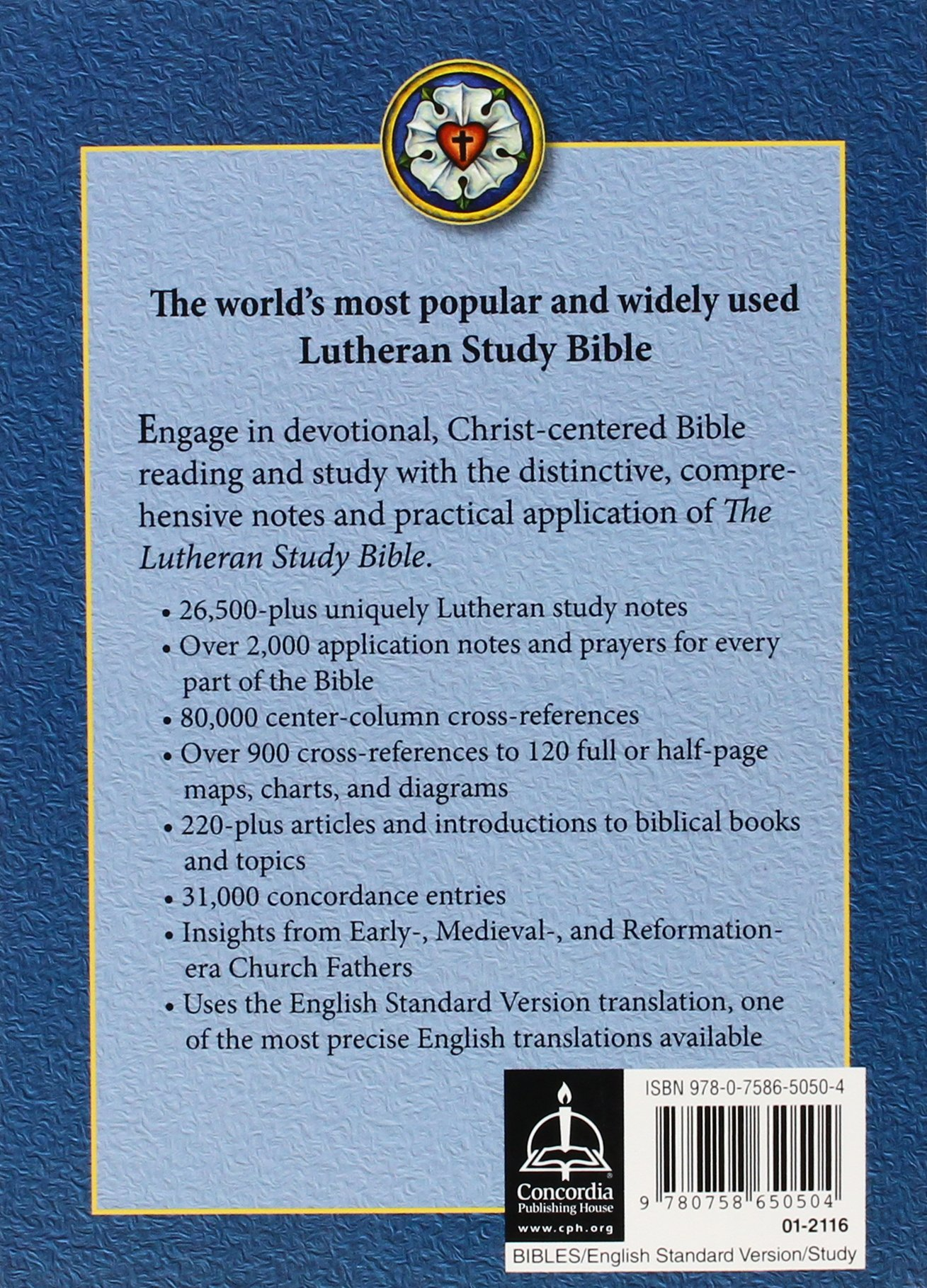 Lutheran study bible esv edward a engelbrecht 9780758650504 lutheran study bible esv edward a engelbrecht 9780758650504 amazon books fandeluxe Image collections