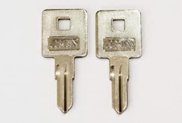 Pair Of 2 New Keys For Craftsman Sears Kobalt Husky Tool Boxes Key Code Series 8001 To 8225 Replacement Key Pre Cut To Code By Keys22 8206 Amazon Com