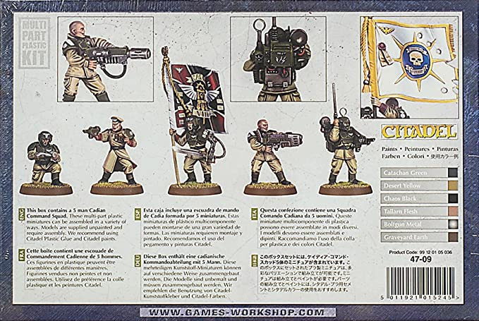 Warhammer 40K Bits Imperial Guard Heavy Weapon Squad Accessory Binoculars