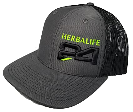 f80650865468f Richardson 3D Puff Herbalife 24FIT Hat Cap Snapback Adjustable Adult ...