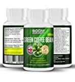 Green Coffee Bean Extract MAX Strength 6000mg | Strong Green Coffee Bean Weight Loss Pills | Lose Weight Fast Or Your Money Back | 90 Powerful Fat Loss Tablets | FULL 6 Week Supply | Helps Shed Fat For Men And Women | Achieve Weight Loss Goals FAST | Safe And Effective | Best Selling Fat Loss Pills | Manufactured In The UK!