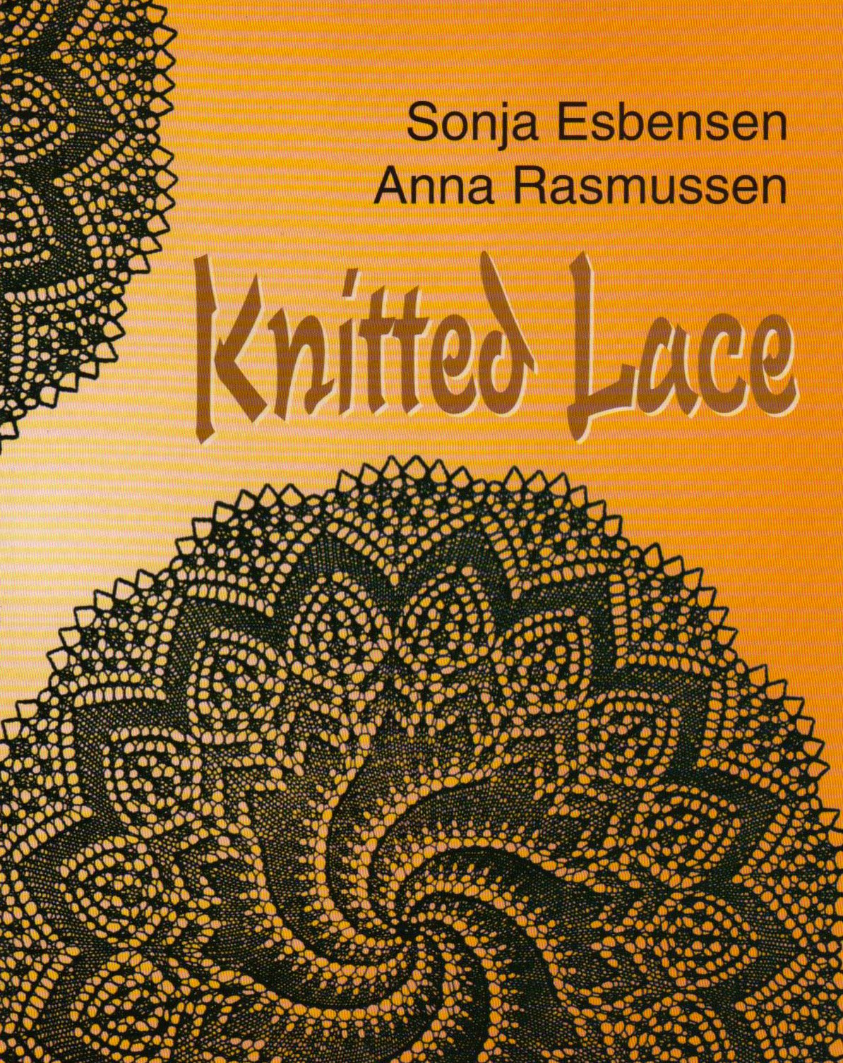 Knitted lace sonja esbensen 9788778470461 amazon books bankloansurffo Images