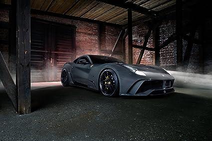 Amazon Com Ferrari F12 Berlinetta With Novitec Rosso N Largo S