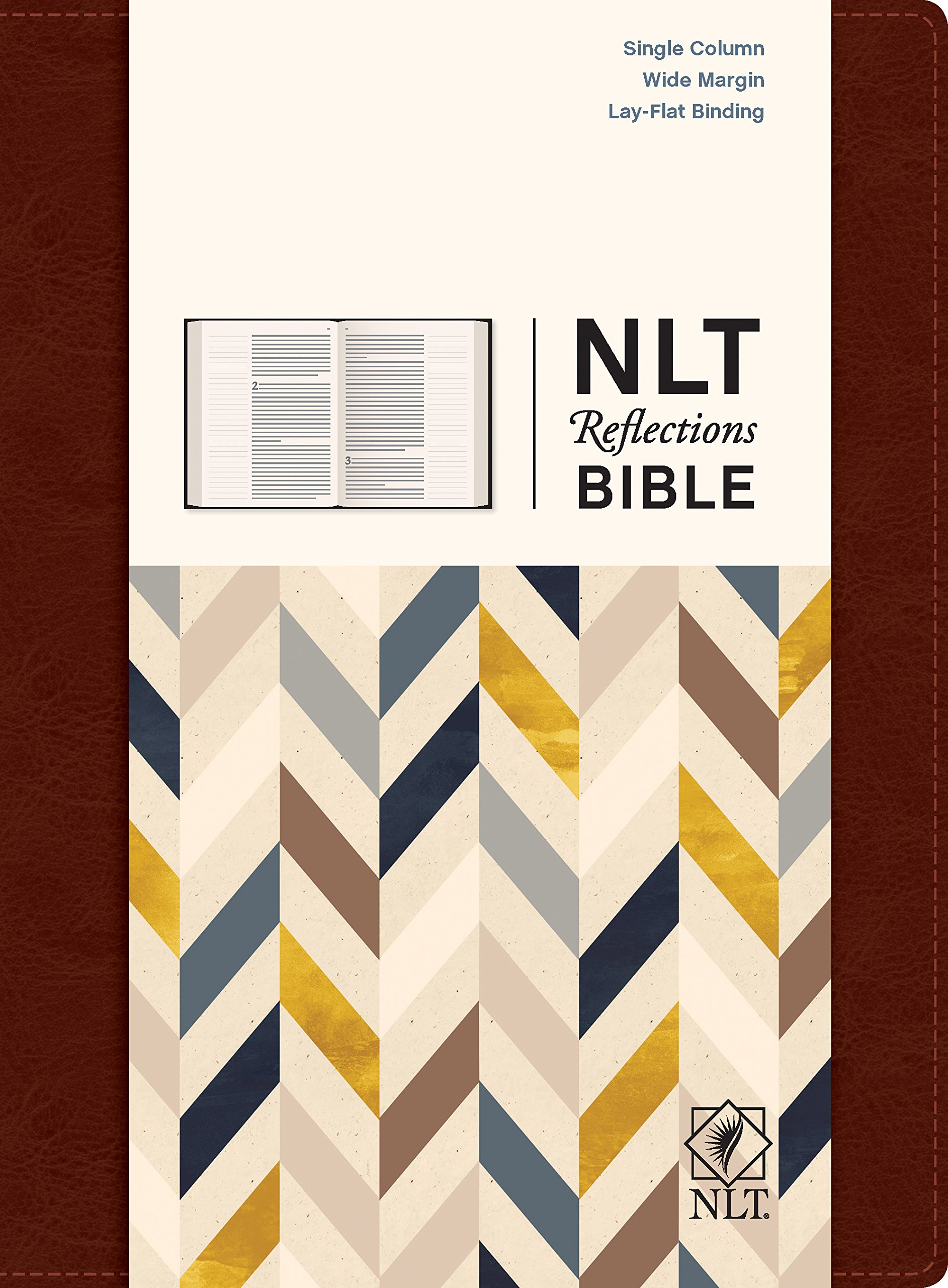 NLT Reflections Bible: The Bible for Journaling pdf epub