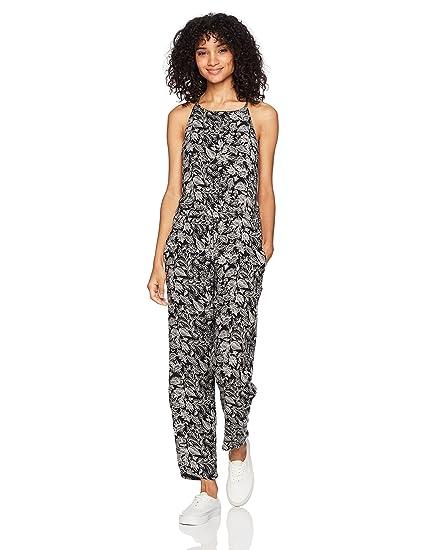 883c4b44f02 Amazon.com  Roxy Women s Young Romance Long Leg Romper  Clothing