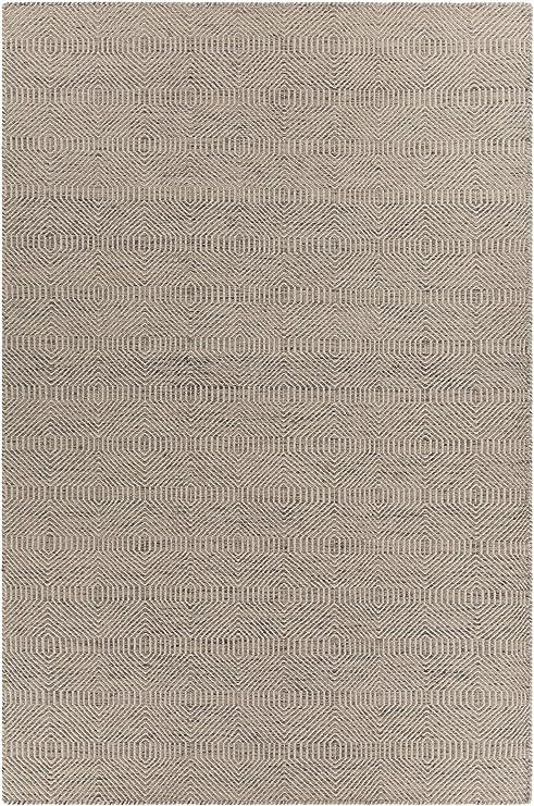 Amazon.com: Chandra Rugs Crest alfombra de área, 93-inch por ...