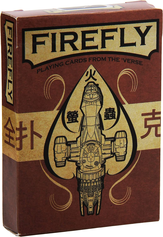 Quantum Mechanix Juego de Cartas Firefly: Amazon.es: Juguetes y juegos