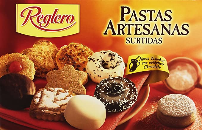 Reglero - Pastas Artesanas Surtidas - 400 g