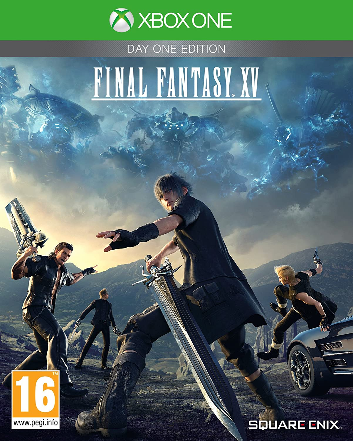 Amazoncom Final Fantasy XV Day One Edition Xbox One Video Games - 15 fantasy landscapes entirely made from food