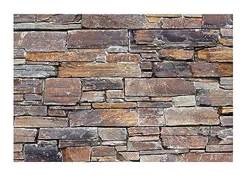 W 006 Wand Design Naturstein Verblender Schiefer Steinwand Wandverkleidung    1 Muster   Fliesen