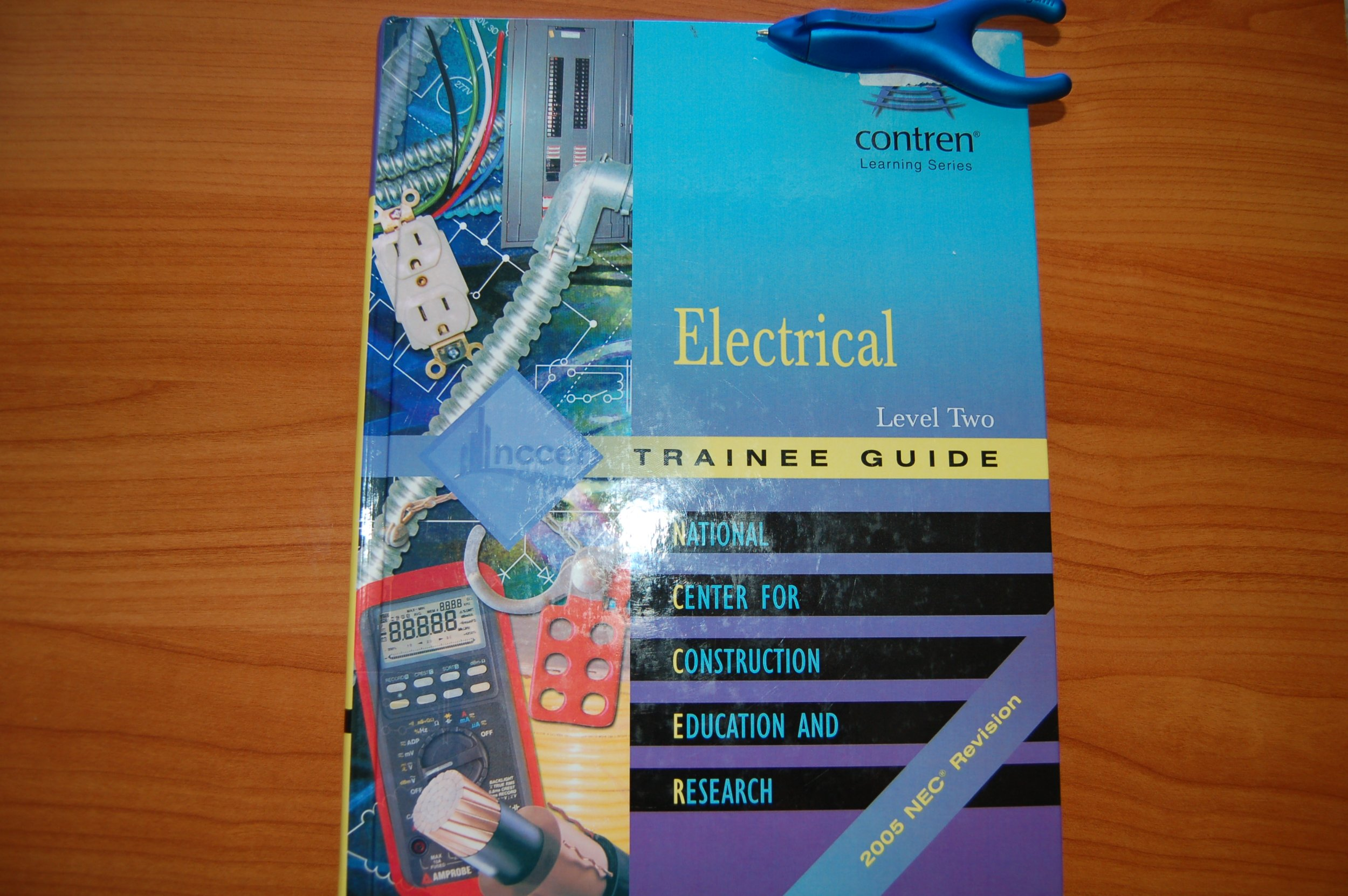 Electrical: Trainee Guide 2005 NEC Level 2: NCCER: 9780131684485:  Amazon.com: Books
